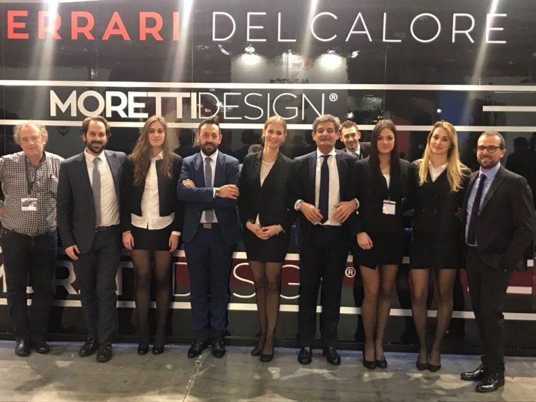 """Moretti Design – Il sarto del fuoco e la sfida del """"No Internet"""""""