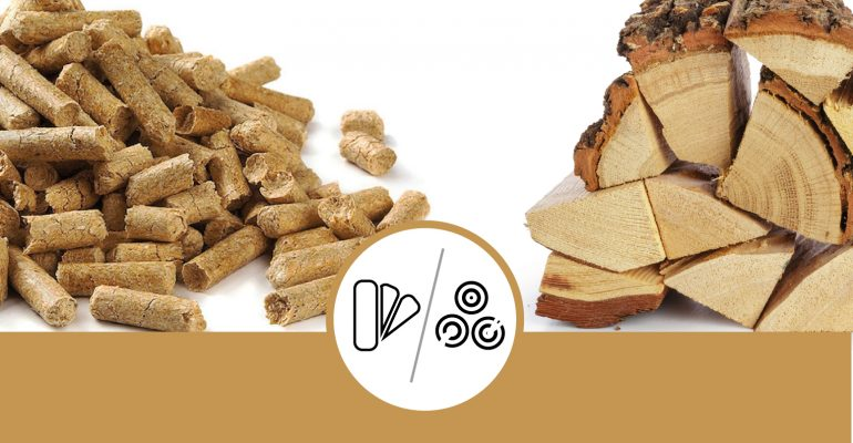 Stufa a legna o a pellet: quale scegliere?