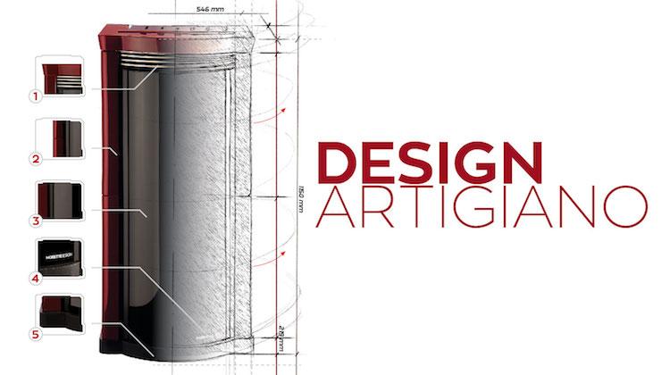 Moretti Design, artigianalità Made in Italy