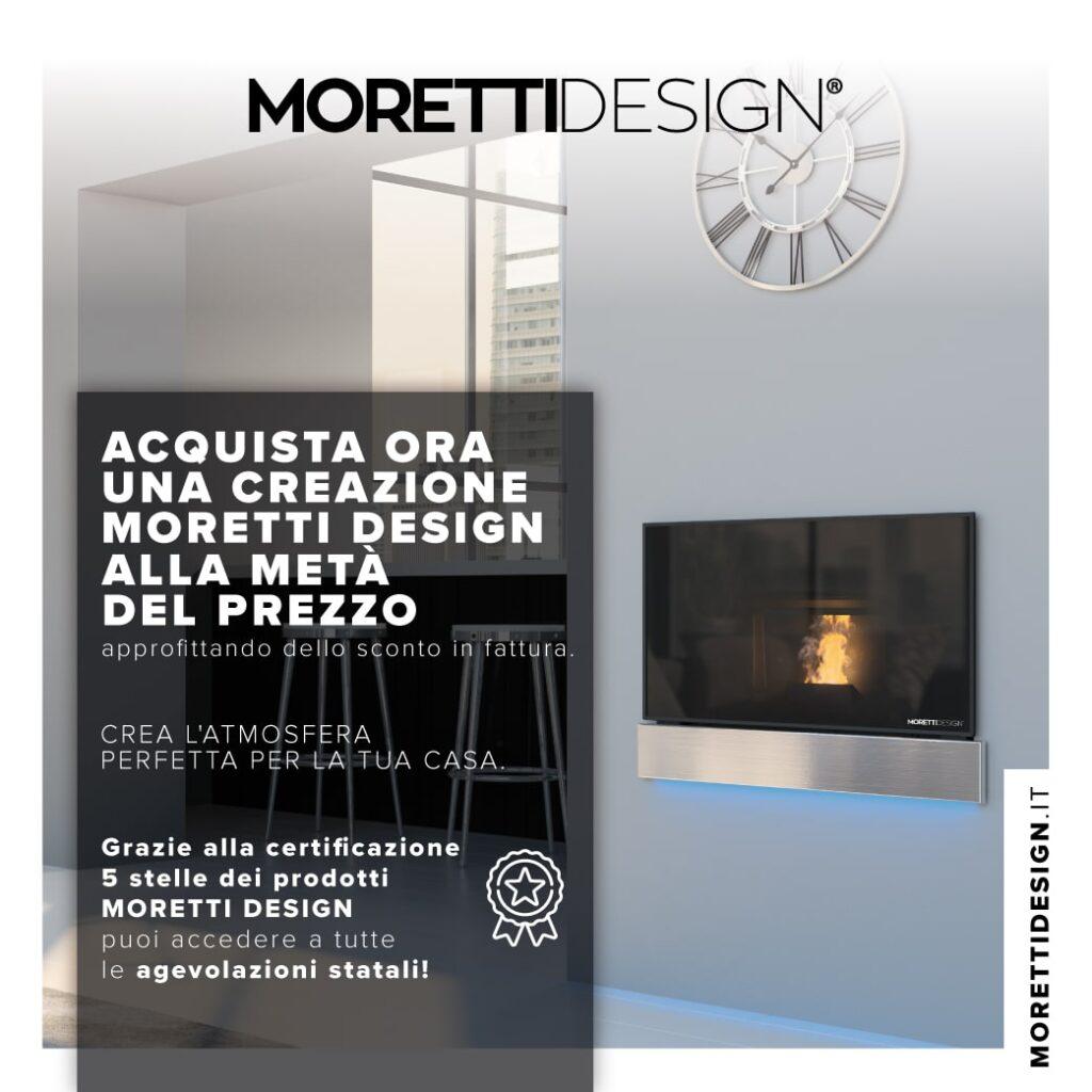 Le Agevolazioni Statali per Acquisto Stufa Moretti