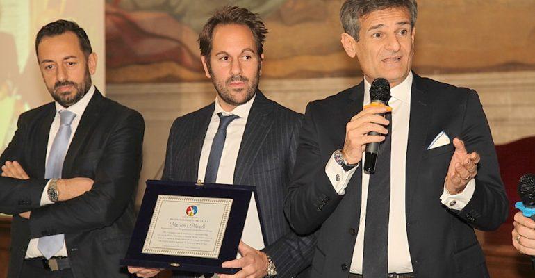 """Moretti Design riceve un riconoscimento speciale in occasione del premio """"Le ragioni della nuova politica"""""""