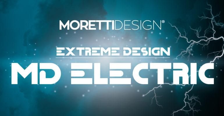 Progetto Fuoco 2020 | Un viaggio nel futuro con Extreme Design e Md Electric