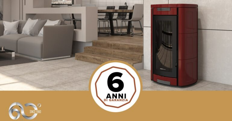 6 Anni di Garanzia per stufe e caldaie Moretti Design: come richiederli?